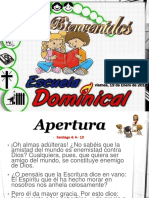 Escuela Dominical 7 de Julio