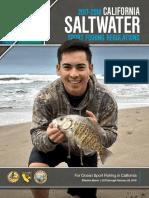 17-18 CA Saltwater Regulations