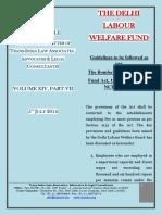 Delhi Labour Welfare Fund