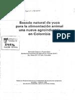 29576 Secado Natura l d e Yuca Para La Alimentacion Animal Una Nueva Agroindustria