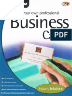Business Card Software Guide