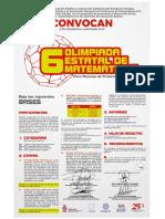 Material de Apoyo Para La 6ta Olimpiada de Matemáticas Nivel Tercero de Secundaria