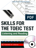 Skills for the TOEIC Test Listening and Reading.pdf