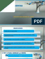 Estrategia de Ventas, Cierre y Objeciones Jorge Loaiciga