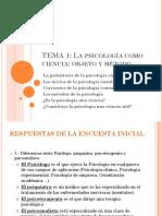 Tema 1 La Psicologc3ada Como Ciencia1