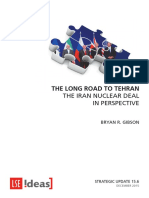 LSE IDEAS Long Road to Tehran