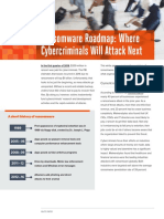 Ransomware Roadmap Where Cybercriminals Will Attack Next