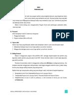 Modul Spreadsheet Akuntansi Sem 1