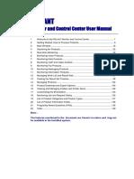 MCC user Manual