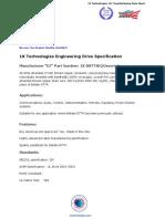 Copy of 1X-B8774EQ - 1X Technologies Engineering Drive Specification (Belden 8774 Equivalent)