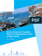Final TEFR_Sagar Port by Aecom With Drawings