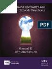 Csc for Fep Manual II Implementation Manual 147093