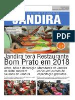 Jornal oficial da prefeitura de jandira