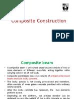 Prestressed Composite Beams