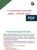 Prestressed Pipes,Tanks,Poles