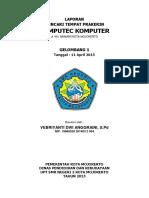 Laporan Mencari Surabaya COMPUTEC Komputer