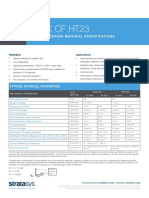 LS PEKK CF HT23 Material Datasheet 201705