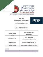lab 5 microbiology