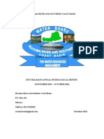 2012-13 Ruvuma Basin Annual Hydrological Report