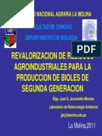 Bioabonos La Molina 2011