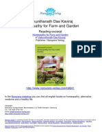 Homeopathy for Farm and Garden Vaikunthanath Das Kaviraj.08241 1