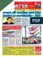 Bikol Reporter June 4 - 10, 2017 Issue