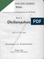 Teil 1 - Stellungsbau - Juni 1916