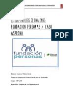 ESTUDIO FUNDACIÓN PERSONAS