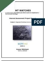 HMT Watches