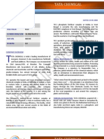 Sharretipsinfo-TATACHEMICAL Research Report