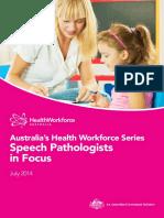 HWA Speech Pathologists in Focus