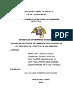 Sistema de Informacion Gerencial - decimo ciclo - UNT