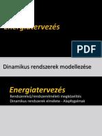 EA 0040-Energiatervezes Dinamikus Rendszerek 2017