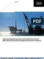IBM Oil | Companies Benefit From C&P Integrated Information Framework
