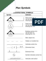 Plan Symbols