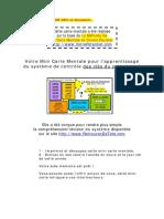 Carte Mentale Cles Ducal en Drier