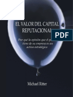 eBook - El Valor Del Capital Reputacional