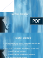 Curs 15 OG1 - Distocia Mecanica. Distocia Dinamica