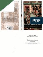 BORG, M. - CROSSAN, J. - La última semana de Jesús - 135 pag.pdf