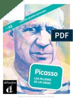 Picasso Las Mujeres de Un Genio A2