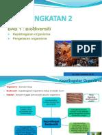 Kssm Tingkatan 2 Bab 1 Biodiversiti