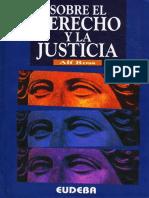 Sobre El Derecho y La Justicia - Alf Ross