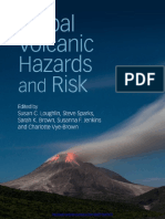 Global Volcanic Hazards and Risk Full Book Low Res