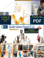 Jibachha veterinary hospital branch at Kathmandu Grand opening