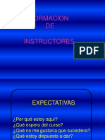 Didactica Para Ser Aplicada Por Instructores