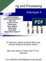 10. Ni Processing - Kel 10