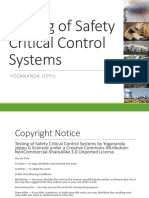 Testing Safety Critical Control Systems v1 7