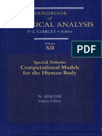 Computational Models for the Human Body.pdf