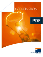 Allen Gears Power Generation Brochure