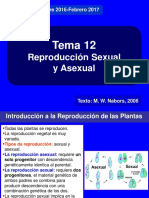 Variantes de la reproduccion asexual pdf